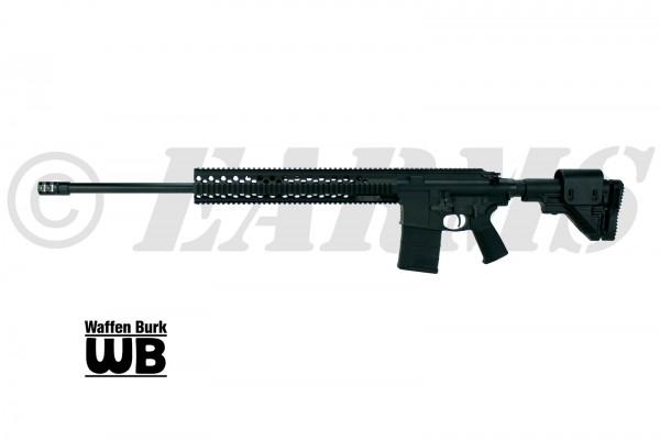 BURK BR-10 VRG28 Sniper Rifle 26'' 6,5 Creedmoor