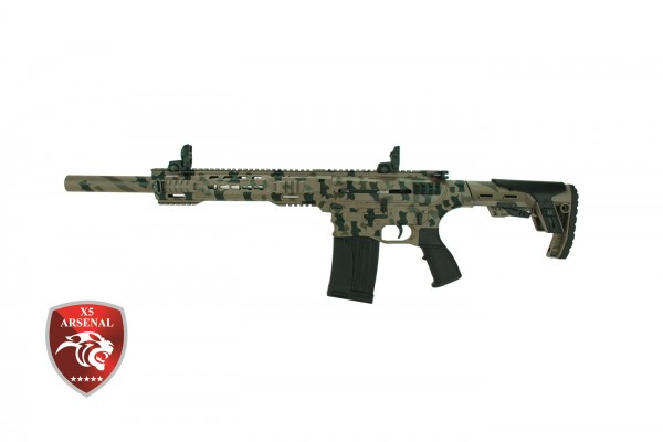 X5 ARSENAL AR-12T MILITARY CAMO 12/76