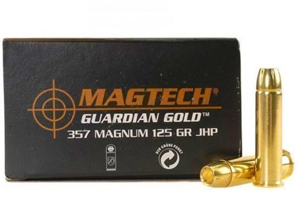 MAGTECH .357 Magnum Guardian Gold JHP 8,1g/125grs 20 Stk/Pkg