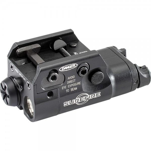 SUREFIRE XC2-A Ultra-Compact LED Handgun Light and Red Laser Sight