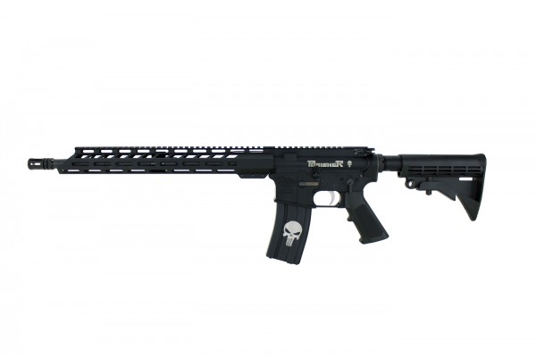 ANDERSON AM-15 M5 '' PUNISHER EDITION '' .223 REM 16''