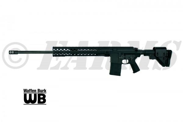 BURK BR-10 TRG28 Sniper Rifle 26'' 6,5 Creedmoor