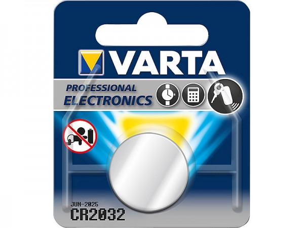VARTA CR 2032 PROFESSIONAL