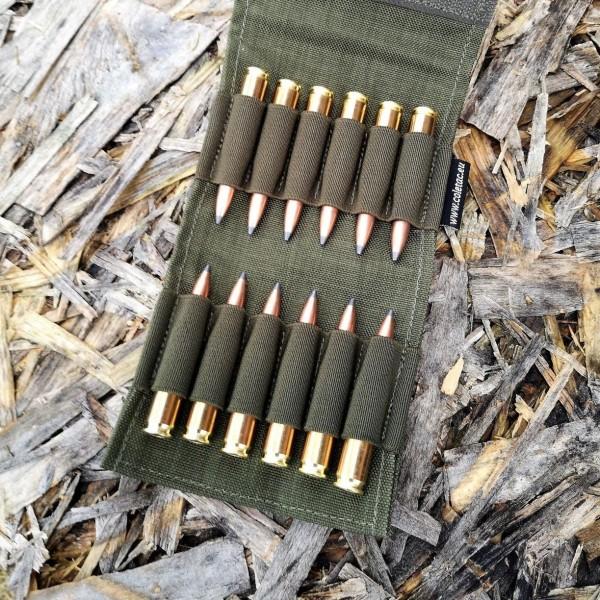 COLETAC Hunter Ammo Wallet 12 round