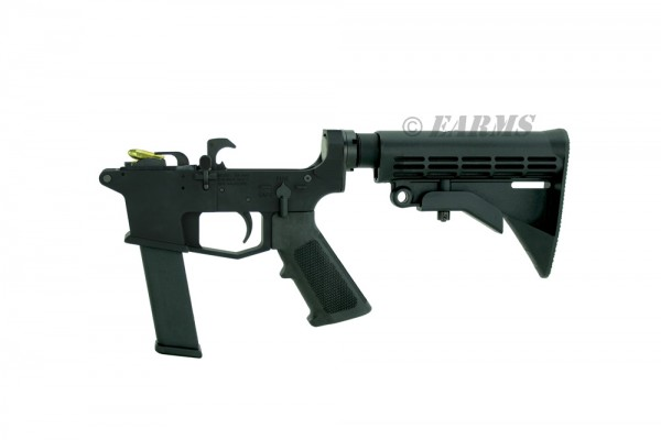 ANGSTADT ARMS AR15 9X19 GLOCK MIL-SPEC LOWER
