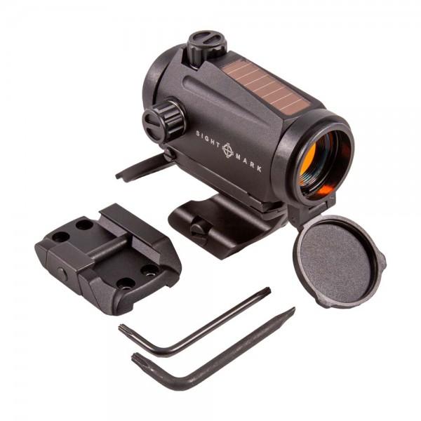 SIGHTMARK Element Mini Solar Red Dot Sight