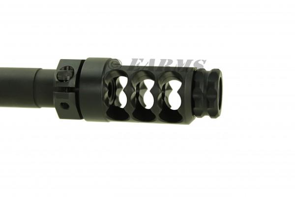 A-TEC * PRO BRAKE * .308 / .300 WM / .338 LM 3/4-24