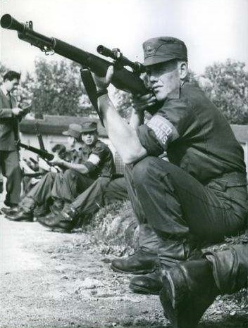 GARAND-M1D-Soldier