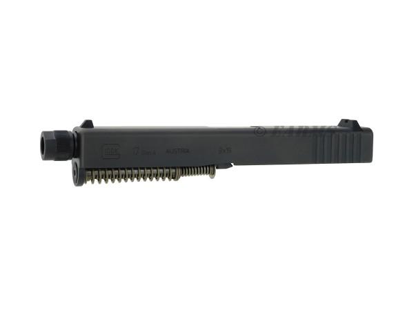 GLOCK 17 GEN4 WECHSELSYSTEM 9mm Luger Gewindelauf
