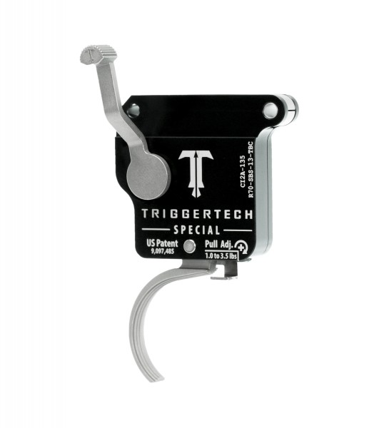 TRIGGERTECH Rem700 Special Stainless Steel Curved