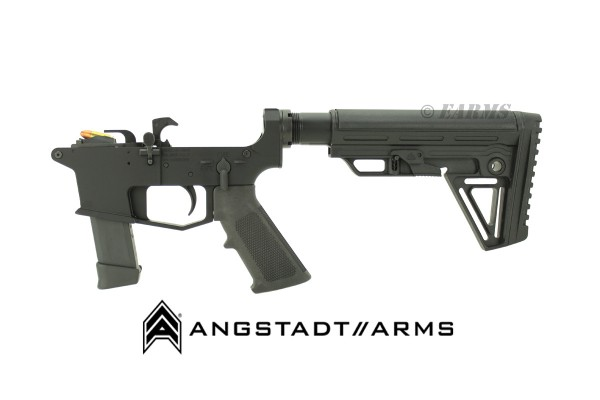 ANGSTADT ARMS AR-15 GLOCK MIL-SPEC LOWER 9mm Luger