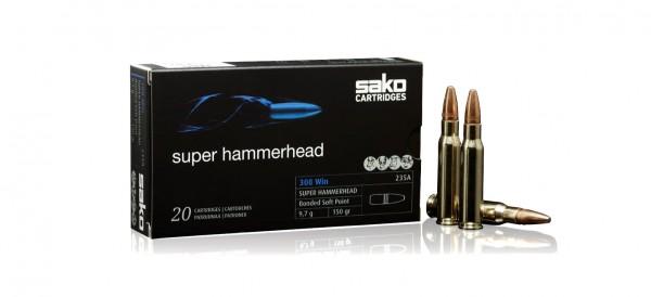 SAKO SUPER HAMMERHEAD .308 WIN 9,7g / 150grs BSP 20Stk/Pkg