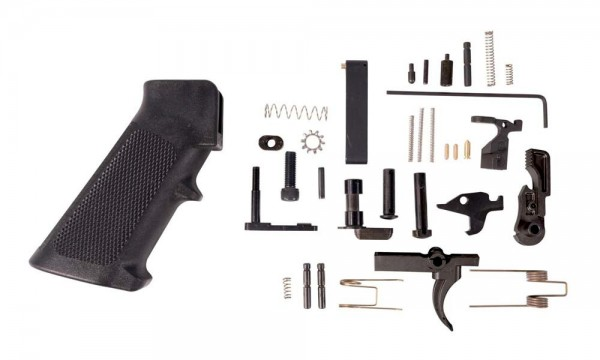ANDERSON ARMS AR-15 Lower Parts Trigger MIL-SPEC KIT BLACK