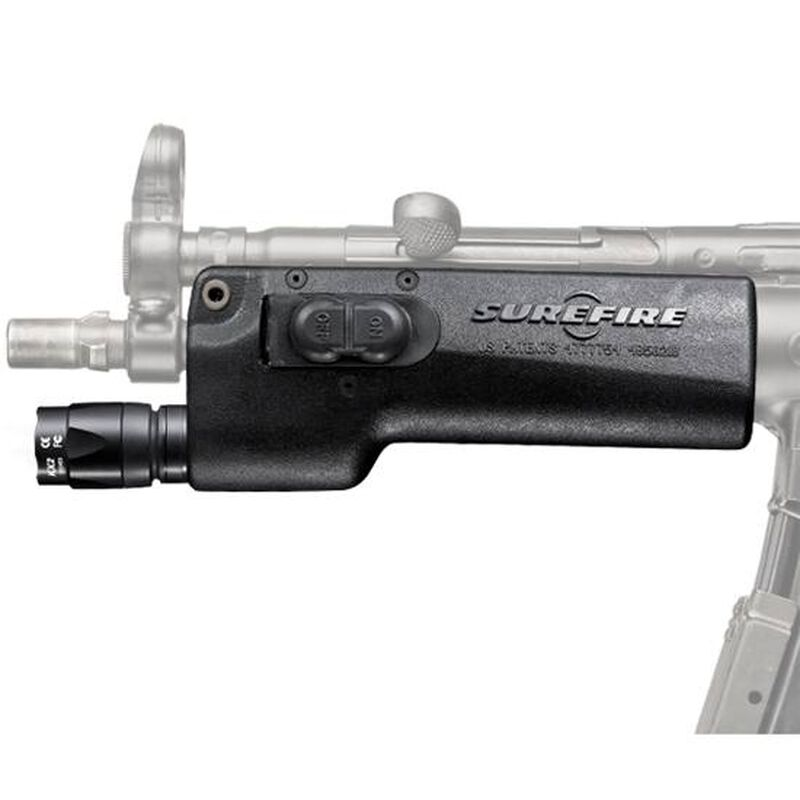 SUREFIRE-328LMF-B-Heckler-Koch-H-K-MP5-HK53-HK94-Forend-WeaponLight-328LMF-Waffenlicht