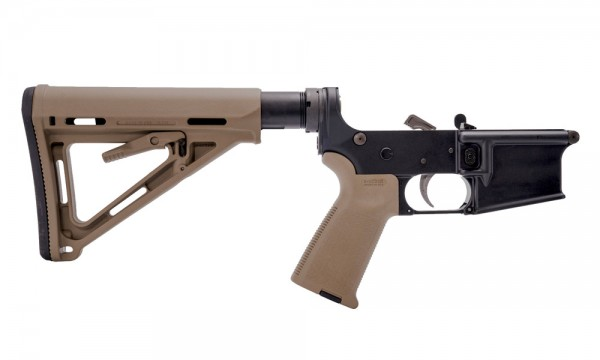 ANDERSON ARMS AR15 M4 Multi Caliber Lower MAGPUL FDE