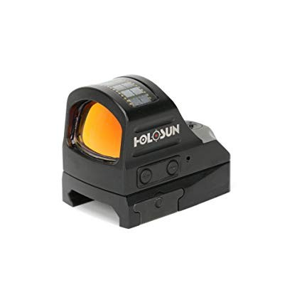 HOLOSUN HS507C SOLAR* Red Dot - 2 MOA