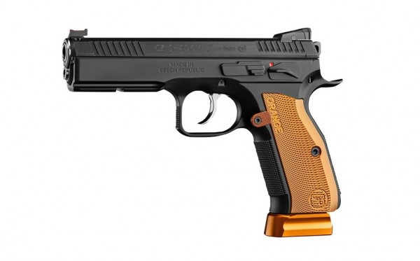 CZ SHADOW 2 ORANGE 9X19