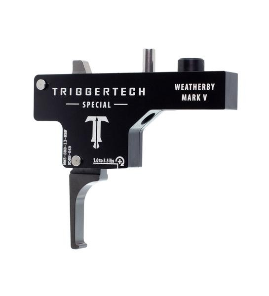 TRIGGERTECH Weatherby Mark V Special Black Flat