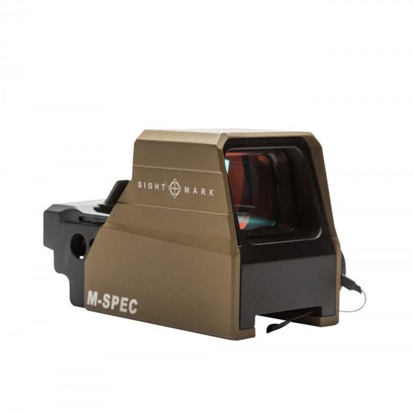SIGHTMARK Ultra Shot M-Spec LQD FDE