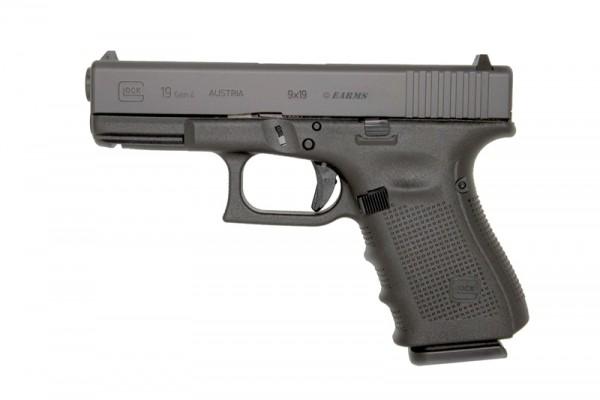 GLOCK 19 GEN4 9mm Luger