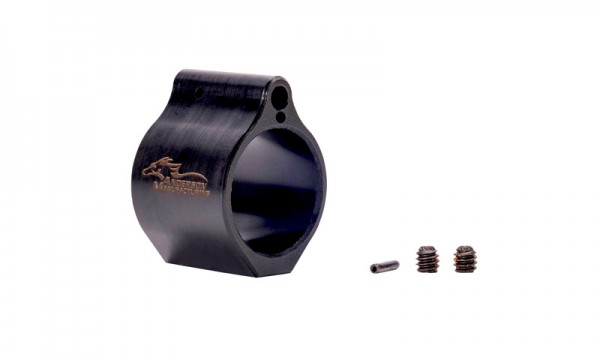ANDERSON AR-15 / M16 LOW PROFILE GAS BLOCK ADJUSTABLE .750 KIT