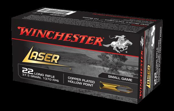 WINCHESTER LAZER .22lr HP 37,5grs 50 Stk/Pkg