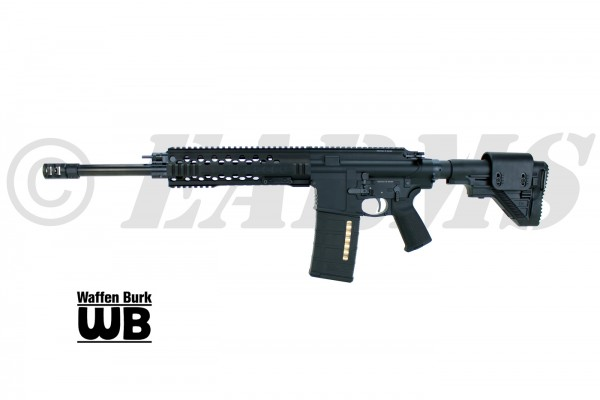 BURK BR-10 TRG28 Battle Rifle 16,6'' .308 WIN