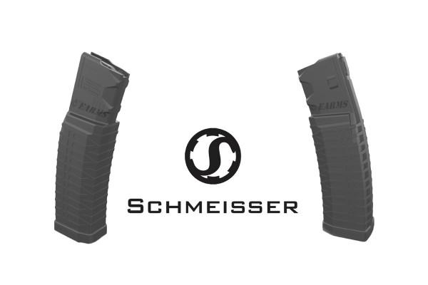 SCHMEISSER AR15/M16 .223/5.56 Stangenmagazin 60 Schuss