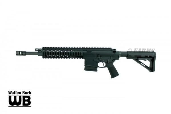 BURK BR-10 Battle Rifle 14,5'' .308 WIN