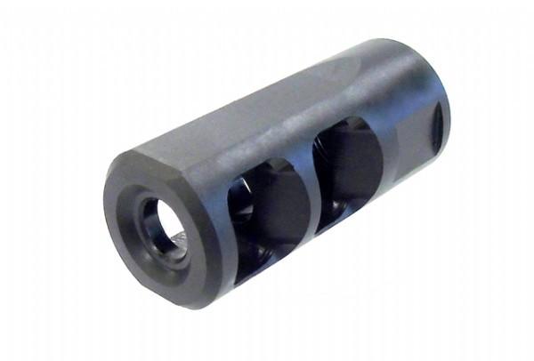 IMPERIUM 2-Kammer .30 Ultra Kompakt-Mündungsbremse 5/8-24