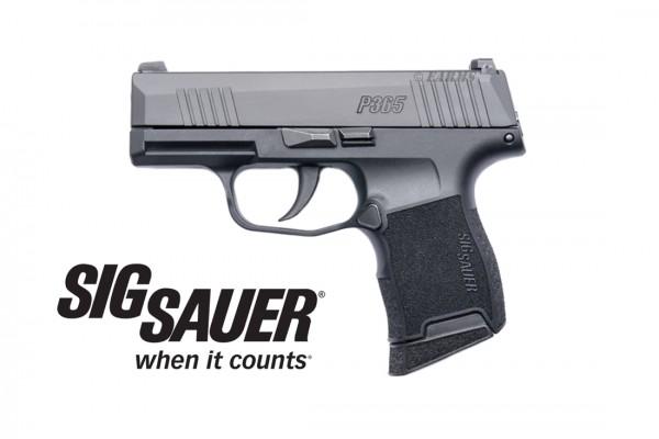SIG SAUER P365 NITRON SUBCOMPACT 9mm Luger