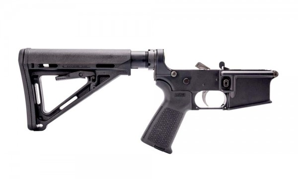 ANDERSON AR15 M4 MIL-SPEC Lower MAGPUL® BLACK