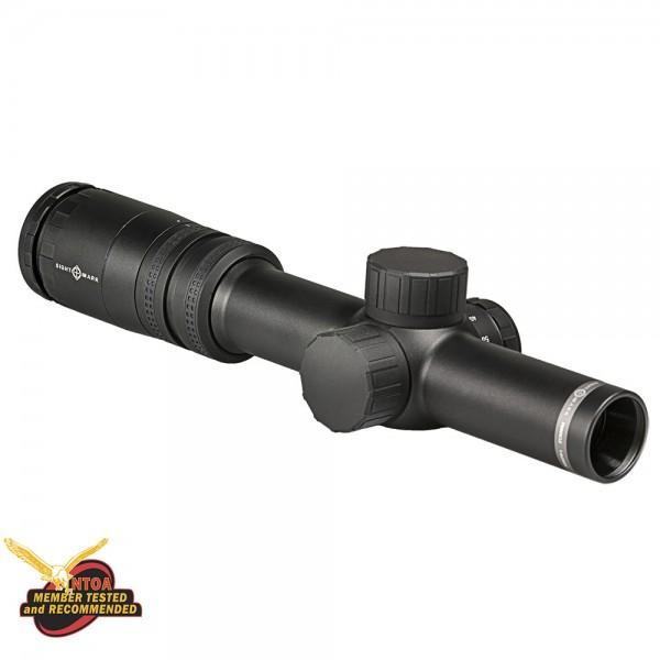 SIGHTMARK Pinnacle 1-6x24 TMD 5,56 / 7,62 Riflescope FFP