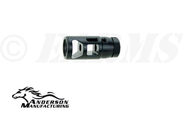 ANDERSON AM-10 .30 Muzzle Brake 5/8-24 UNEF