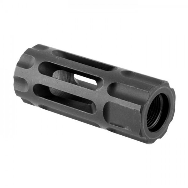 WILSON COMBAT Q-COMP Mündungsbremse 1/2-28 UNEF black