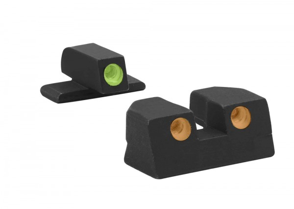 MEPROLIGHT TRU-DOT™ SIG SAUER P220/P226/P320 Tritium Sight Orange/Green
