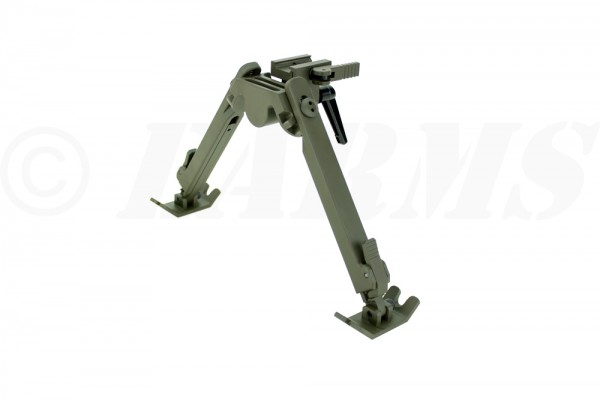 TACTICAL EVO TK3 Picatinny Bipod