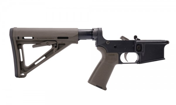 ANDERSON ARMS AR15 M4 Multi Caliber Lower MAGPUL ODG