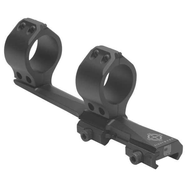 SIGHTMARK Tactical 30mm/1 inch Fixed Cantilever Mount