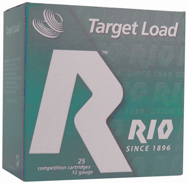 RIO 12/70 Target Load TRAP SUBSONIC 25 Stk/Pkg