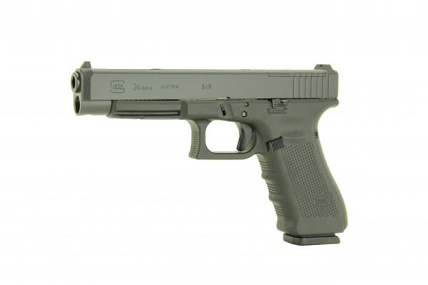 GLOCK 34 GEN5 FS MOS 9mm Luger