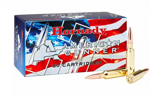 HORNADY 6,5 CREEDMOOR 140grs American Gunner® BTHP 50 Stk/Pkg