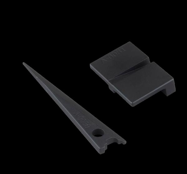 SPUHR A-0080/81 Leveling Kit für Ringmontagen