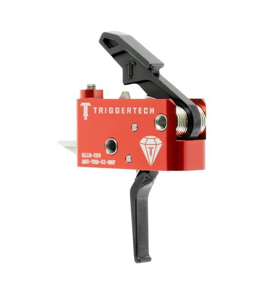 TRIGGERTECH Diamond AR15 Trigger Black Flat