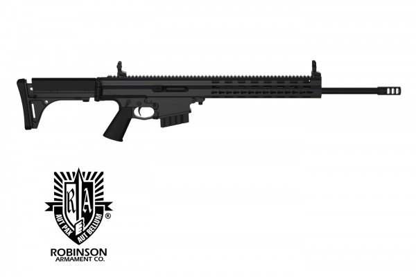 """ROBINSON XCR-M Competition .308 WIN BLK 20"""""""