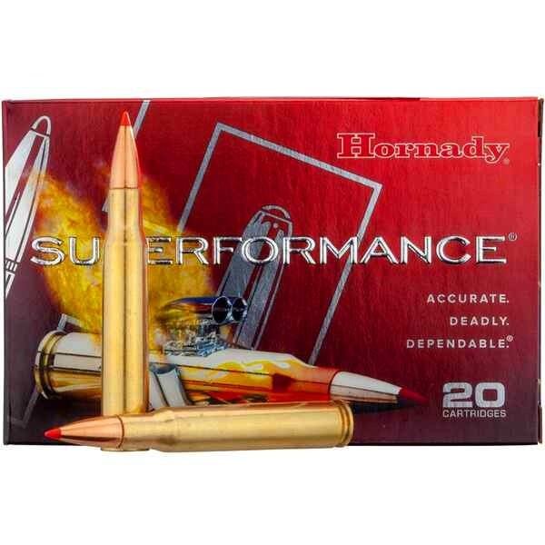 HORNADY .30-06 SST SUPERFORMANCE 150grs 20 Stk/Pkg