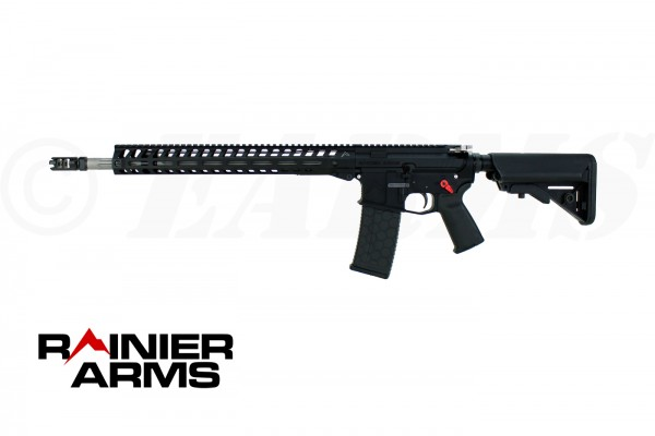 "RAINIER ARMS® UltraMatch™ MOD 1.5 Rifle -18"""