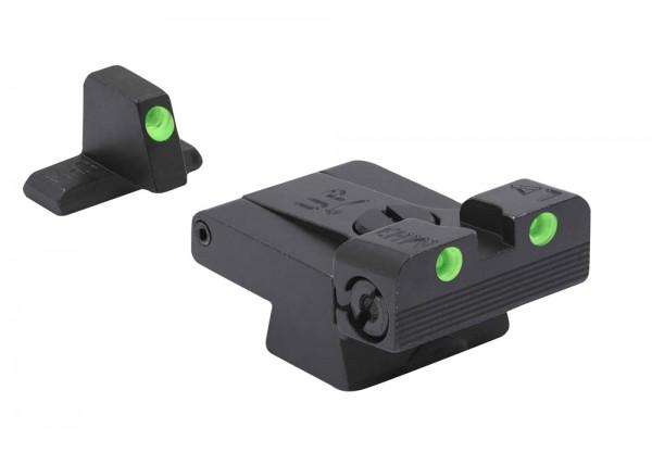 MEPROLIGHT TRU-DOT™ HECKLER & KOCH USP/HK45 Tritium Sight Adjustable