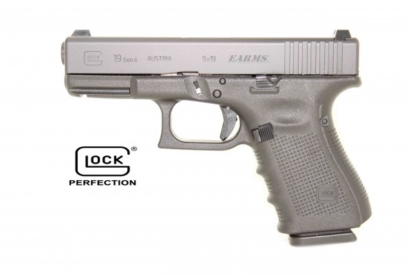 GLOCK 19 GEN4 PLUS 9mm Luger