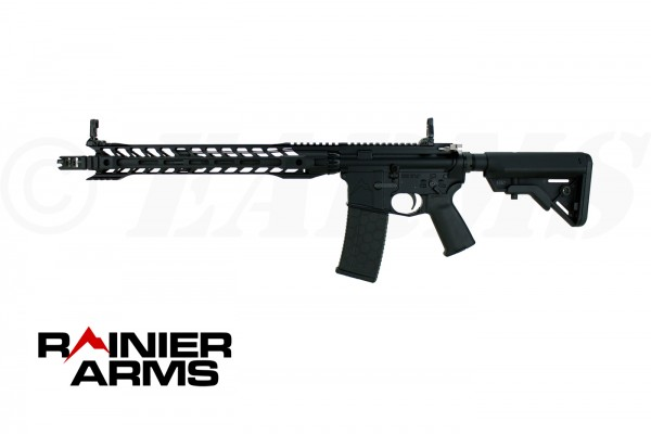 """RAINIER ARMS® RUC™ MOD 3.0 Rifle -16"""" Black"""